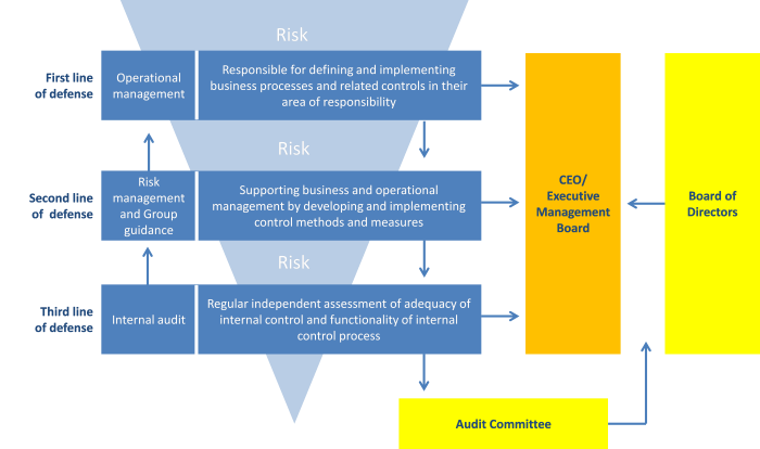 Risks and internal control | Orion